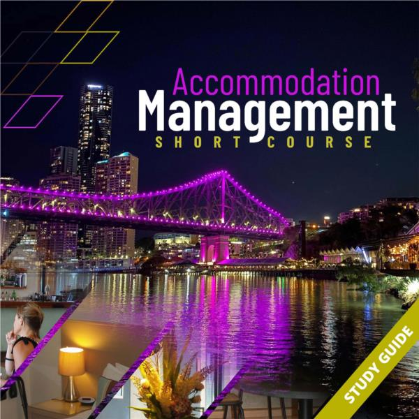 Accommodation Management- Short Course